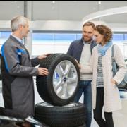 Changez vos pneus