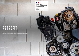 Image pour illustrer le Retrofit : convertir sa voiture ou son deux-roues thermique en véhicule éléctrique.