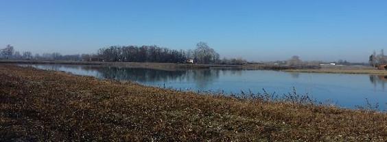 Plan d'eau en Haute-Garonne
