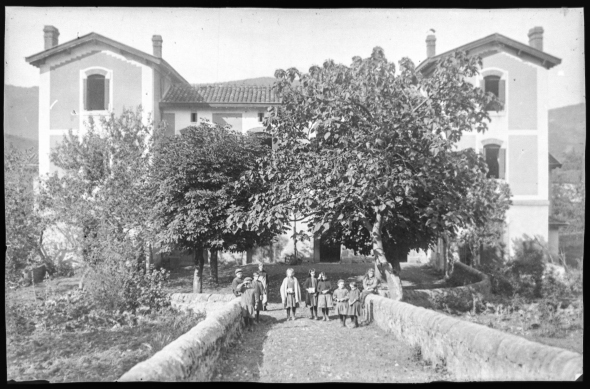 Ecole d'Arguenos, Archives départementales