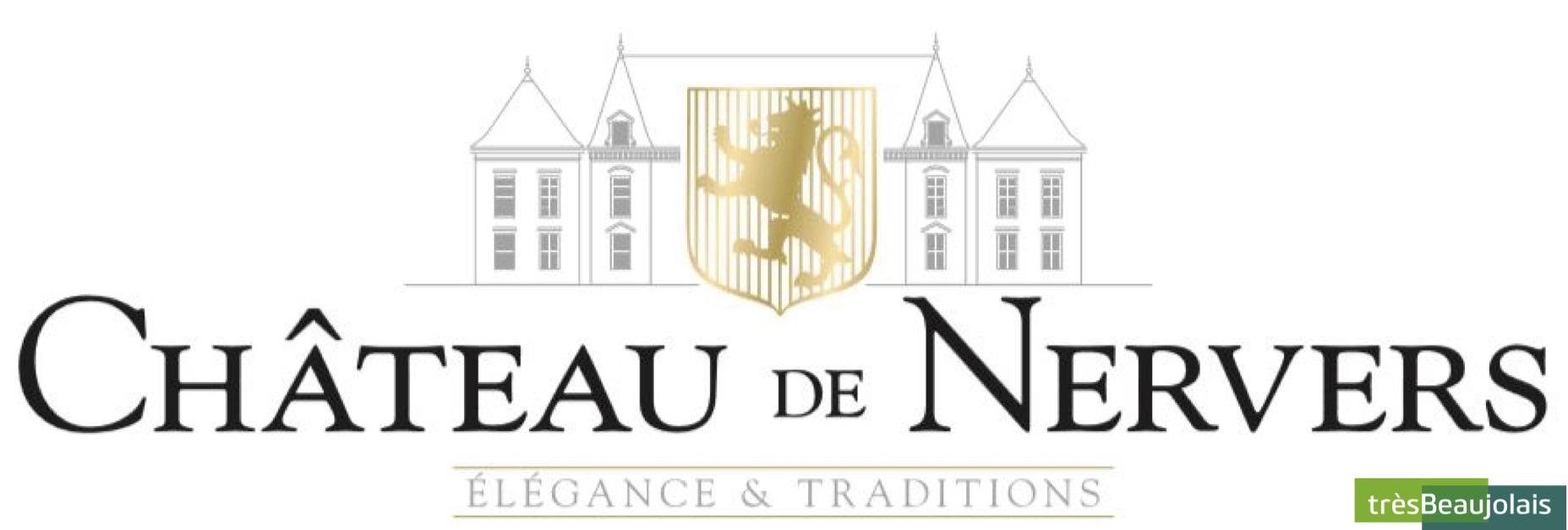 Logo Chateau de Nervers