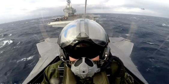 Webconférence   Confinement et gestion du stress : témoignage d'un pilote de la Marine nationale