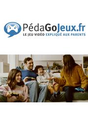 PédaGoJeux.fr Le jeu vidéo expliqué aux parents