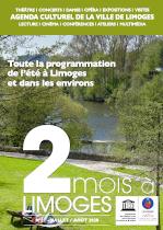 © 2 mois à Limoges / Juillet - Août 2020