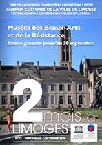 © 2 mois à Limoges / sept-oct 2020