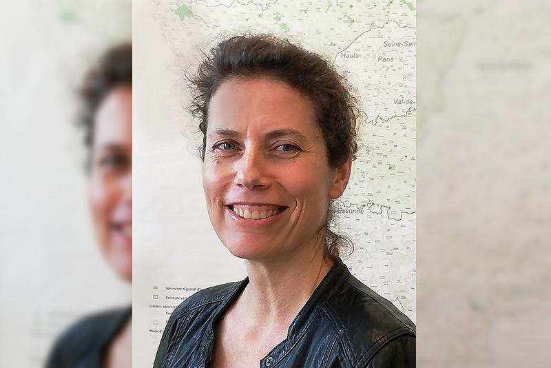 Stéphanie Cuenin, déléguée territoriale