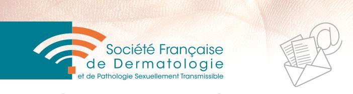 """[""""Société Française de Dermatologie""""]"""