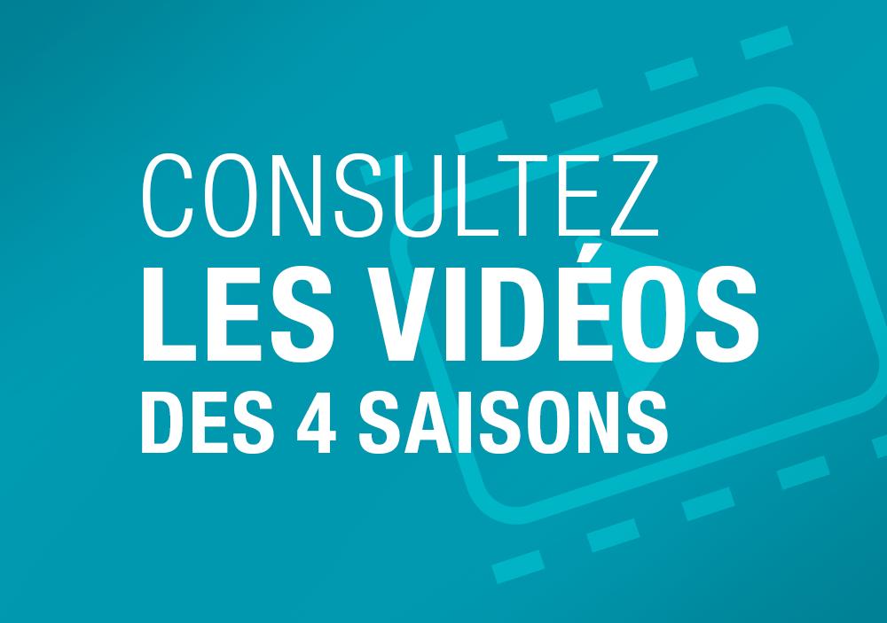 Consulter les vidéos