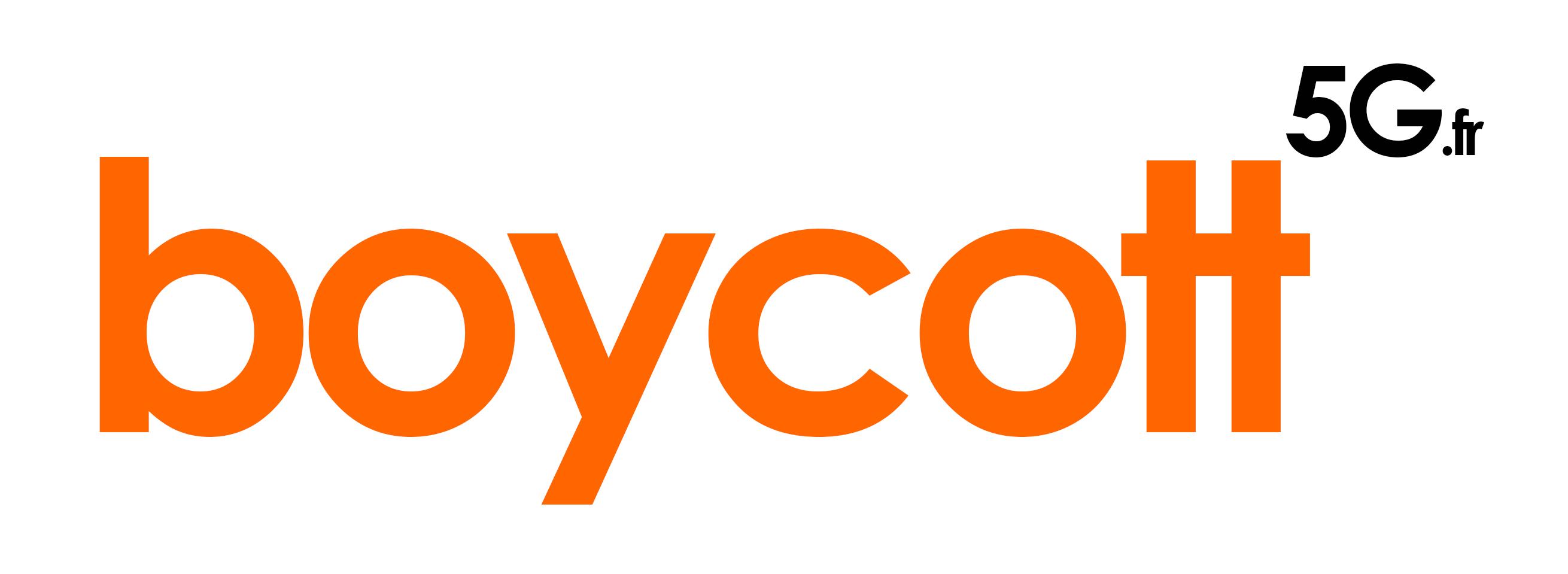 Boycottons la 5G