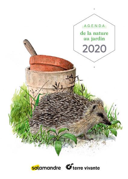 L'agenda 2020 de la nature au jardin