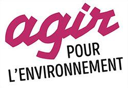 logo association Agir pour l'Environnement