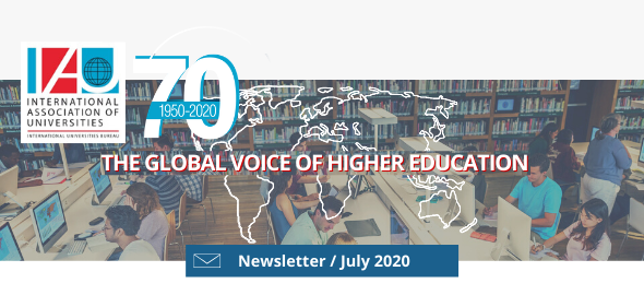 IAU, the global voice for higher education