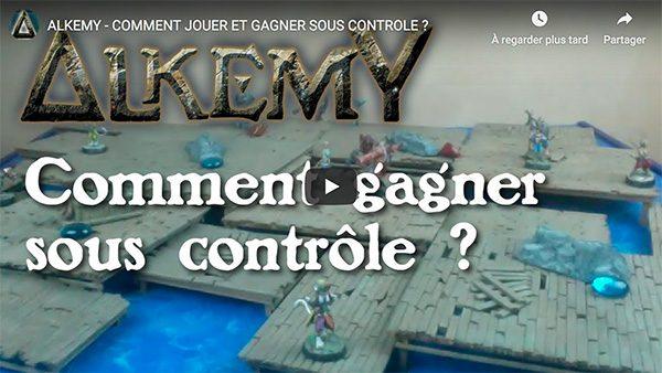 Vidéo comment jouer et gagner le scénario sous contrôle