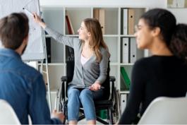 Travailleurs handicapés : les nouveautés de la DOETH 2021