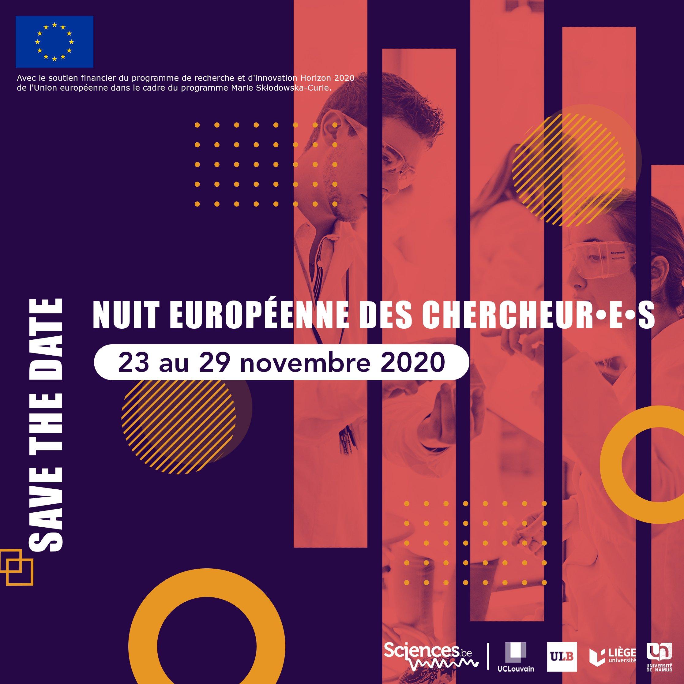 Nuit européenne des chercheur.e.s