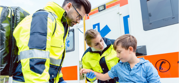 National EMS Week Lesson