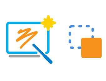Blog - select, group and move