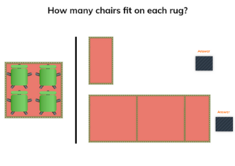 Area Activity (Rugs and Chairs)