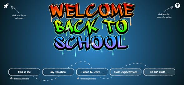 Back to School with Gynzy