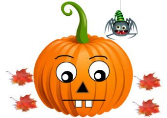 Halloween Activities (younger students)