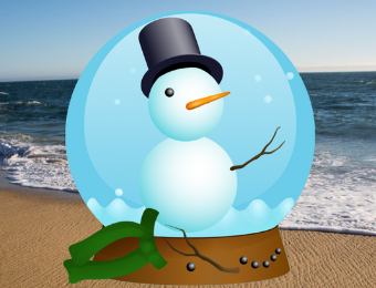 Build the Snowman on your Smartboard