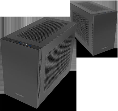 Nox presenta Hummer Vault, un compacto chasis Micro-ATX y Mini-ITX para altas configuraciones