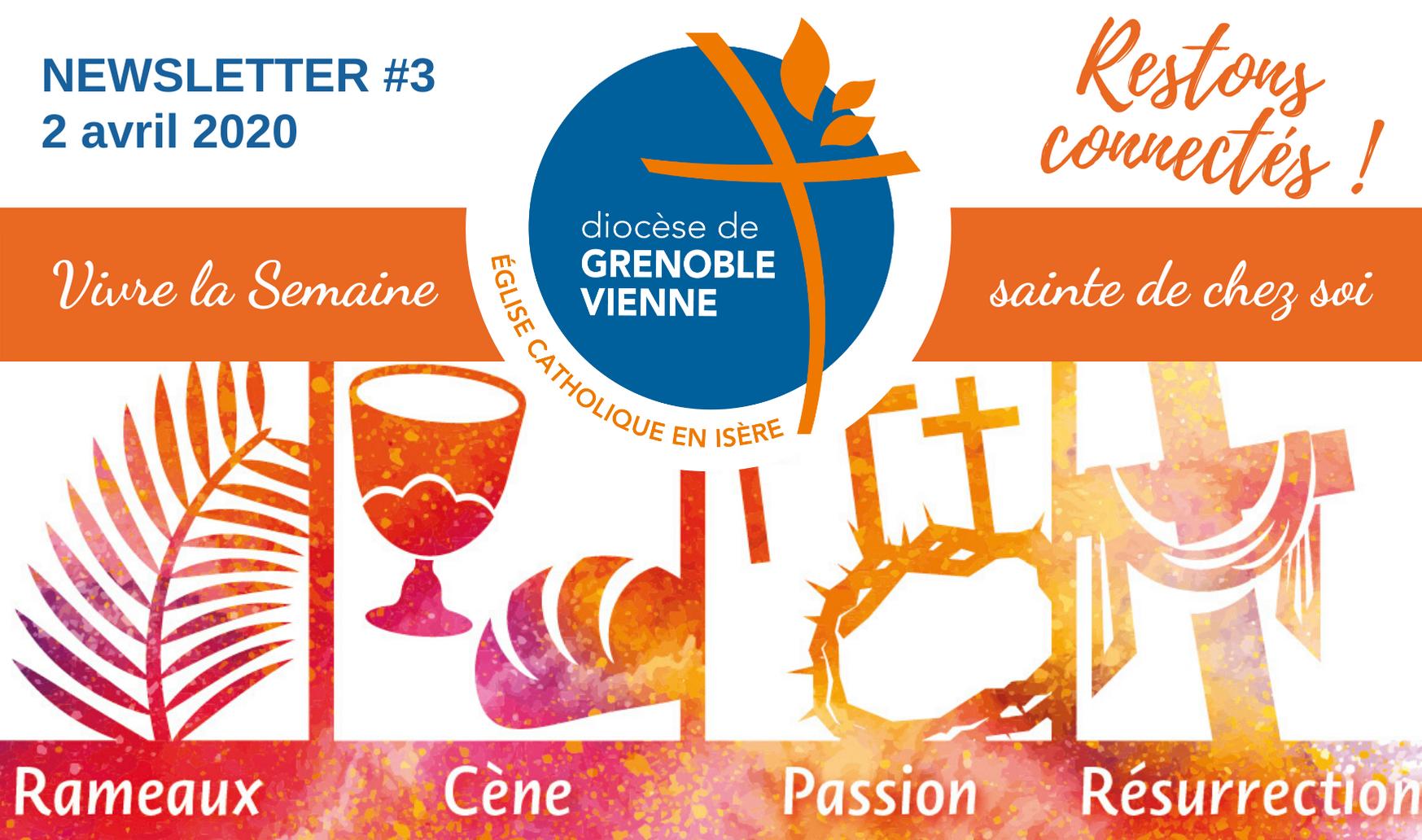 Site du diocèse de Grenoble-Vienne