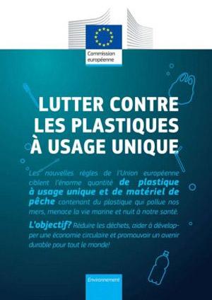 Lutter contre les plastiques à usage unique