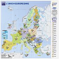 cartes d'Europe 2020