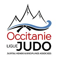 [Logo ligue Occitanie de Judo]