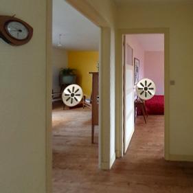 Visitez l'appartement