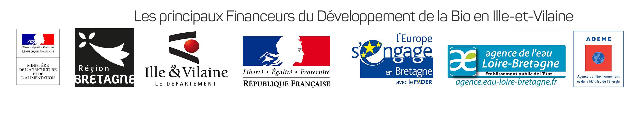 financeurs de                                                     la bio en                                                     Ille-et-Vilaine