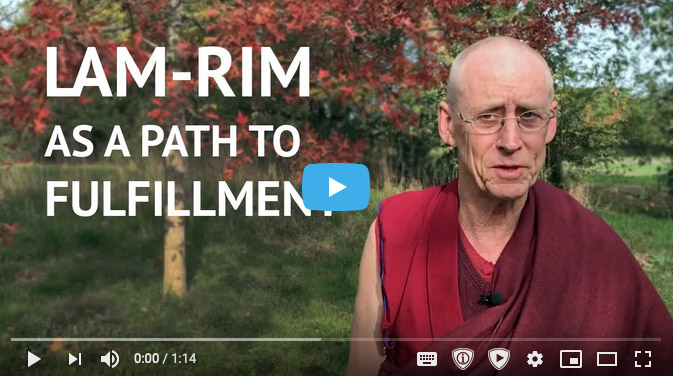 Geshe Osel: What is Lam-Rim? Why is it important?