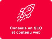 Conseil en SEO et contenu web