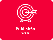 Publicités web