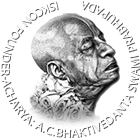 A.C. Bhaktivedanta Swami Prabhupada logo