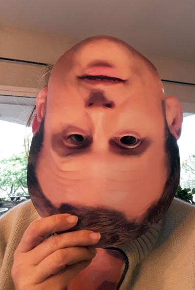 Masque Macron
