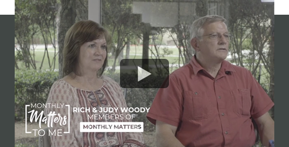 Monthly Matters to Rich & Judy