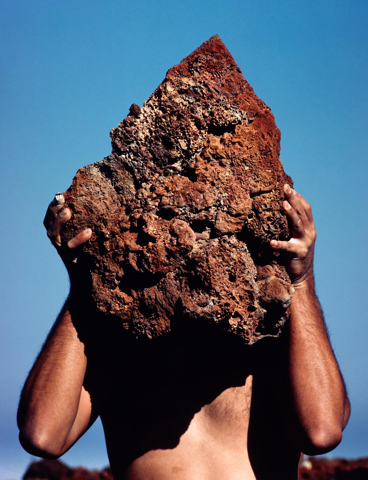 Thierry Fontaine, Sans titre Sculpture photographie La Réunion 1997, 1997 (Achat à l'artiste en 1999, Inv. : FNAC 99373) © Adagp, Paris, Cnap / Photo Yves Chenot