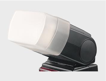 Kaiser Diffuseur pour flash Canon 600EX-RT