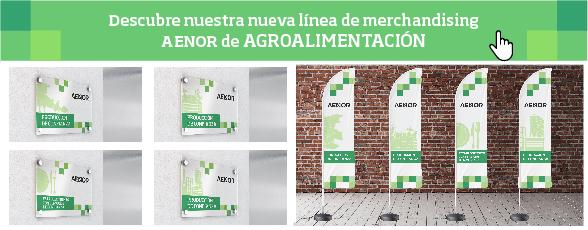 Merchandising AENOR