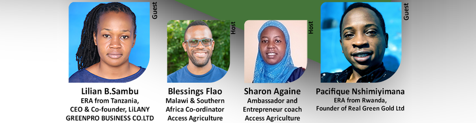 Youth in agricultural entrepreneurship: how can you succeed?