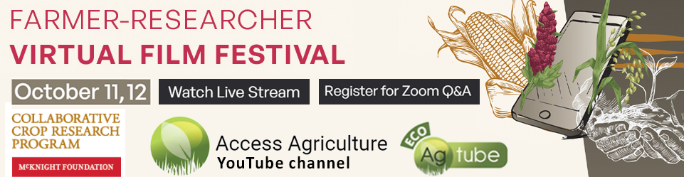 Farmer Research Film Festival on Access Agriculture YouTube Channel