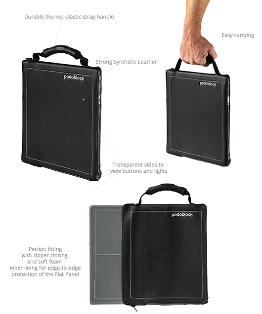 DR-Pouch Flat Panel Protective Case